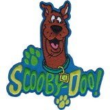Scooby-Doo Patch