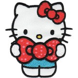 Hello Kitty with Bow Patch