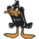 Looney Tunes Daffy Duck Angry Patch