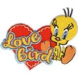 Looney Tunes Tweety Bird Love Bird Patch