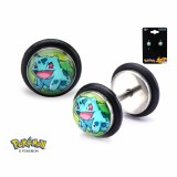 Pokemon Bulbasaur 18g Faux Plugs