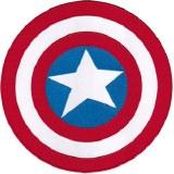 Marvel Captain America Back Patch