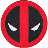 Marvel Deadpool Icon Patch