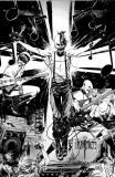 Punk Rock Jesus FU Print by Sean Murphy. 11x17