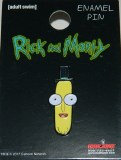 Rick and Morty Mr Poopy Butthole Head Enamel Pin