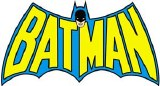 Batman '66  Logo Sticker