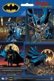 DC Comics Batman Mini Stickers