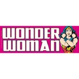 DC Wonder Woman Bumper Sticker