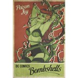 DC Posion Ivy Bombshell Sticker