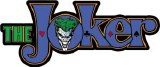 DC Comics Joker Logo Sticker