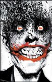 Batman Joker Bat Face Sticker