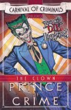 DC Prince of Crime Sticker