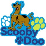 Hanna Barbera Scooby Doo Sticker
