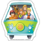 Hanna Barbera Scooby Van Sticker