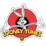 Looney Tunes Bugs Bunny Old School Sticker