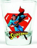 DC Superman Shot Glass