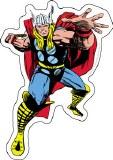 Marvel Thor Sticker