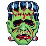 Frankenstein Mask Patch