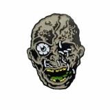 Zombie Green Pin