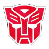 Transformers Autobot Logo Sticker
