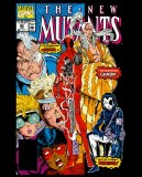 Deadpool New Mutants T-Shirt