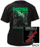 Godzilla World Tour T-Shirt