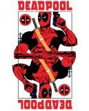 Deadpool Wild Card T Shirt