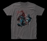 Mega Man Anatomy T Shirt