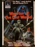 Warriors of the Lost World Poster