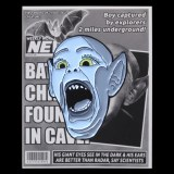 Weekly World News Bat Boy Enamel Pin