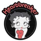Betty Boop Heartbreaker Patch