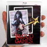 Blood Games Blu ray