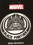 Black Panther Badge Patch