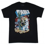 Cable T-Shirt