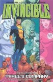 Invincible Vol 07 TP Three's Company