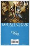 Fantastic Four TP Civil War