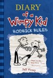 Diary Of A Wimpy Kid Vol 02 Rodrick Rules HC