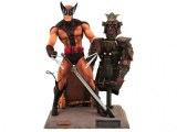 Marvel Select Wolverine Brown Costume