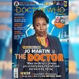 Doctor Who Magazine #549