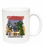 Forbidden Planet 11 oz Kaiju Battle Mug