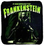 Frankenstein Electrical Chair Patch