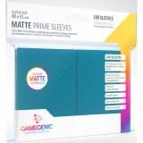 Matte Prime Card Sleeves: Blue 100ct