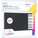 Matte Prime Card Sleeves: Black 100ct