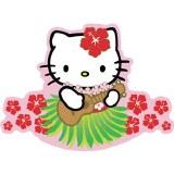 Hello Kitty with Ukelele Sticker