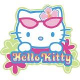 Hello Kitty Beach Break Sticker