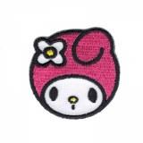 Hello Sanrio Melody Circle Patch
