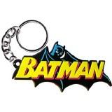 Batman Rubber Cape Keychain