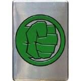 Classic Hulk Fist Metal Magnet