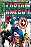 Captain America #100 Magnet