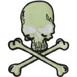 Glow in the Dark Skull Xbones